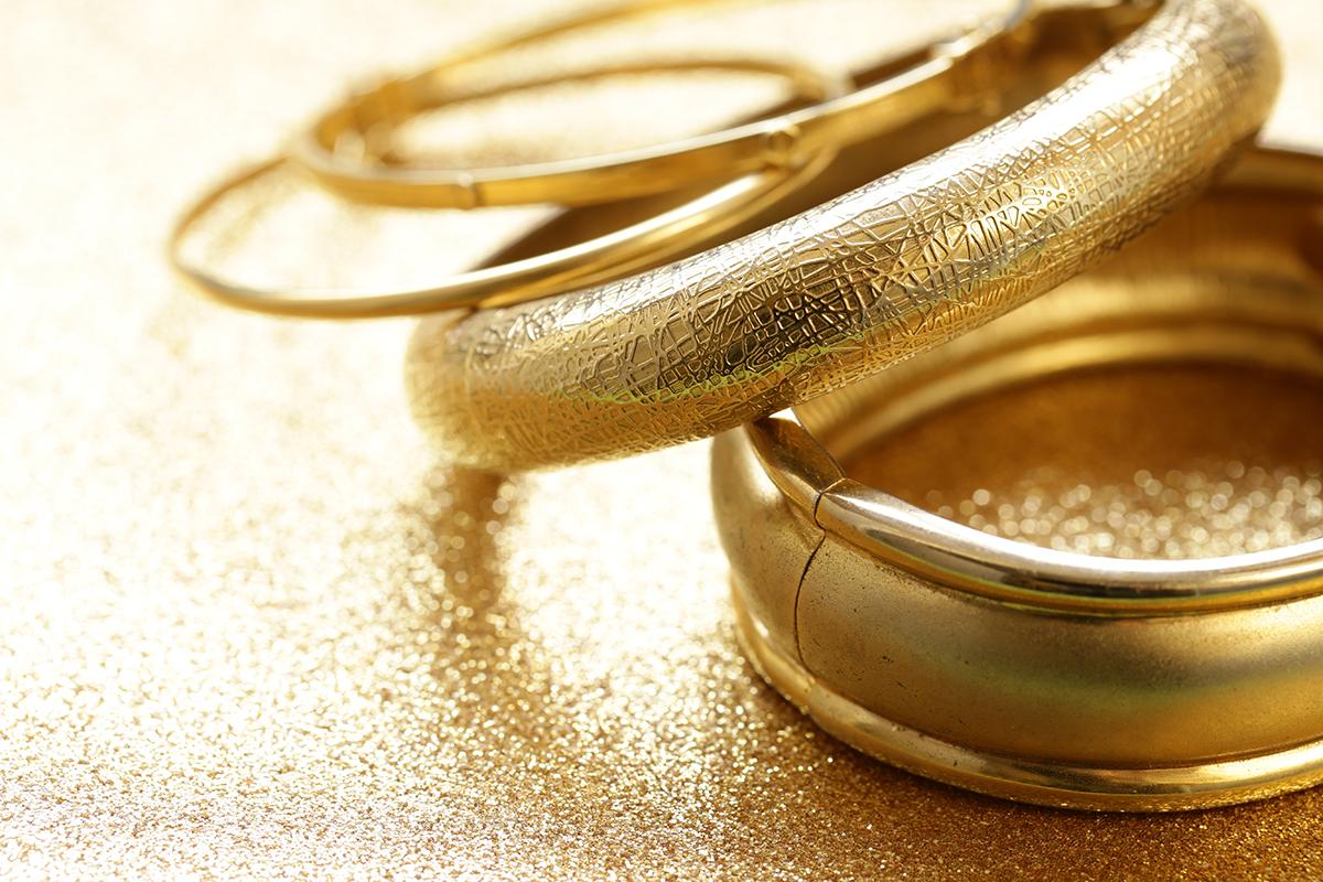Joyas de oro: Calidad Dabra