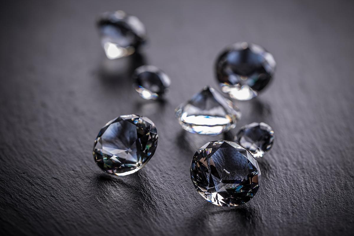 Diamantes: acabados, joyas y calidad Dabra